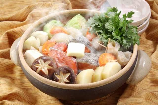 石狩鍋(北海道)