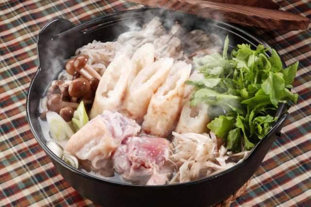 きりたんぽ鍋(秋田県)