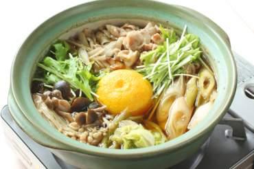 柚子風呂鍋
