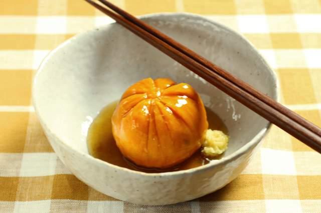 かぼちゃの茶巾