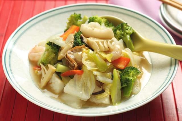 白菜の中華風炒め煮