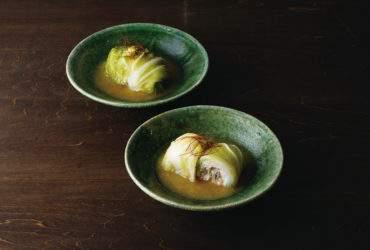 ロール白菜味噌煮