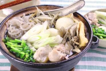 だまこ鍋(秋田県)