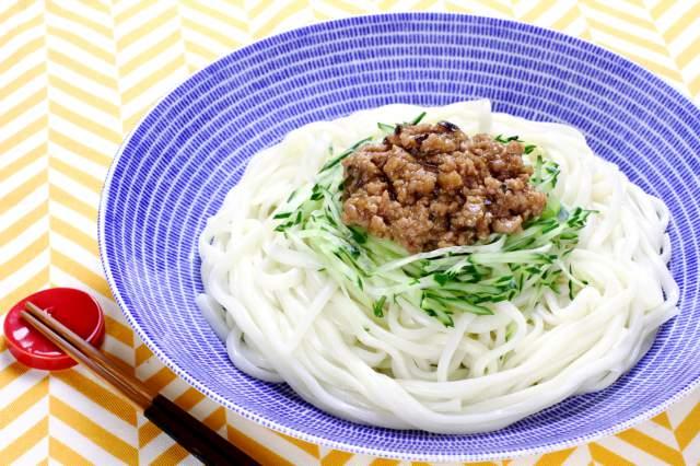 じゃじゃ麺(岩手県)