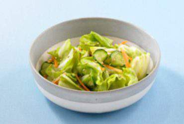 【減塩】さっぱり浅漬けサラダ