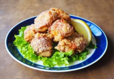 【減塩】鶏のから揚げ