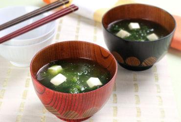アーサ汁(沖縄県)
