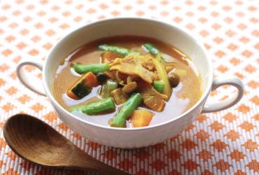 かぼちゃのカレースープ