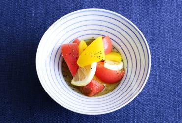 フルーツトマト甘酢漬け